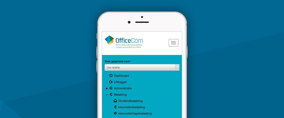 NIEUW: plan een gratis online demo van OfficeCom