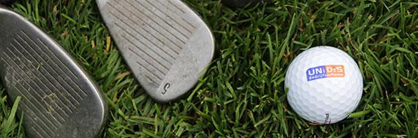 Erik van Dam winnaar van het golftoernooi