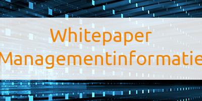 Whitepaper Managementinformatie die iets zegt