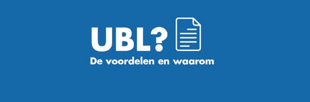 UBL: de voordelen en waarom je er mee zou moeten werken