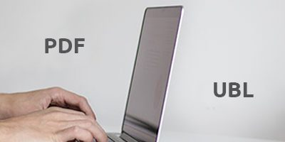 Het verschil tussen UBL en PDF bestanden