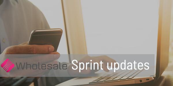 KCS Wholesale sprint update 68